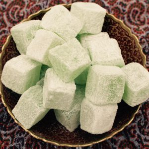 Mint Turkish Delights