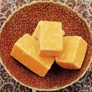 Orange Fudge