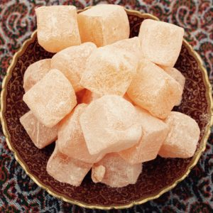 Orange Turkish Delights