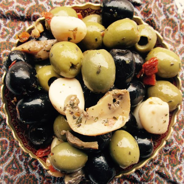 Special Cicillian Mix Olives