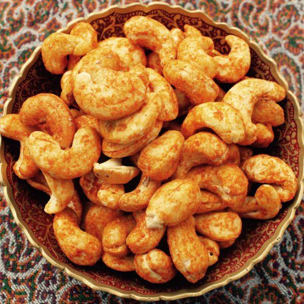 chilli Cashew Nuts