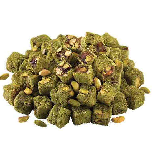 pistachio Turkish delights