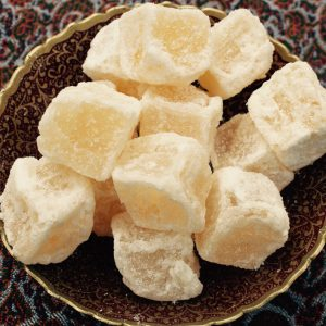Bannana Turkish Delights