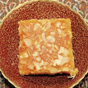 Honey Cake Baklava